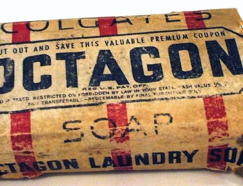 OCTAGON SOAP