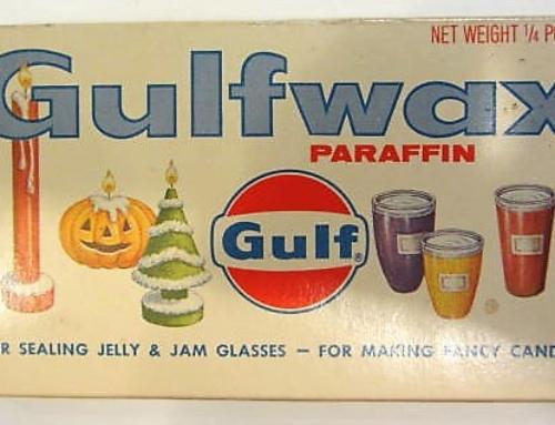 GULFWAX PARAFFIN